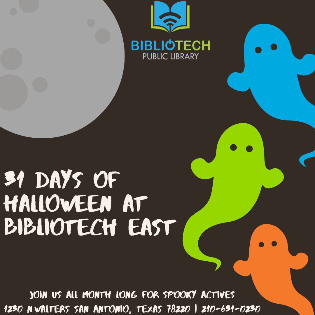 31 Days of Halloween - East Branch