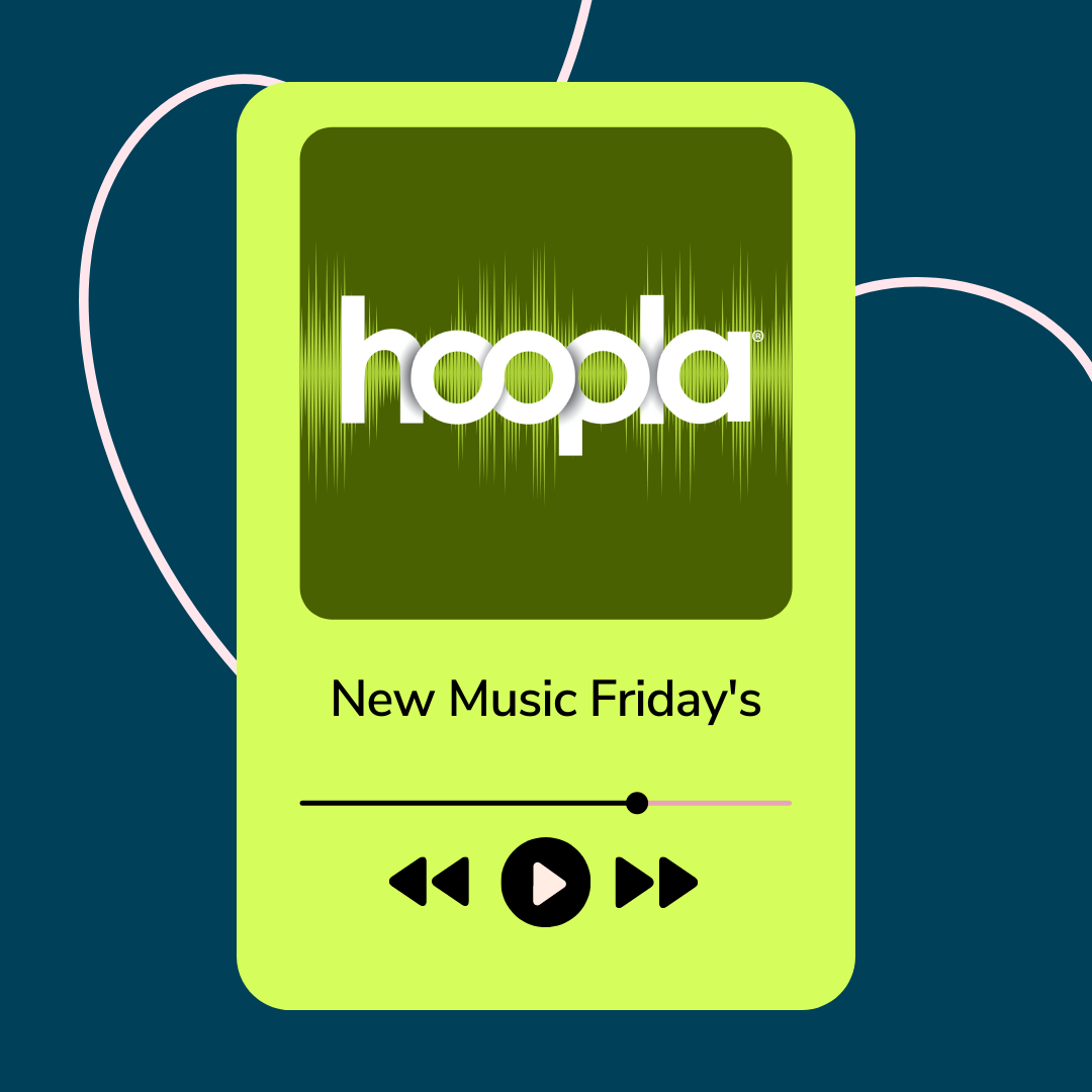 New Music Friday on Hoopla