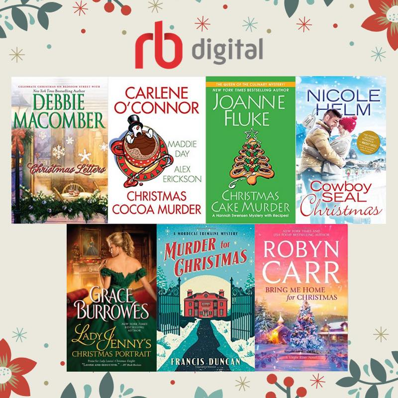 Cozy Christmas Audiobooks