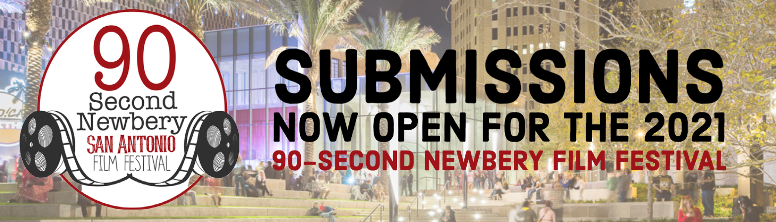 90-Second Newbery Film Festival Submissions Now Open