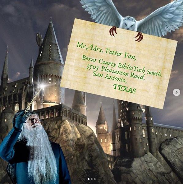 Harry Potter Week Celebrations at BiblioTech