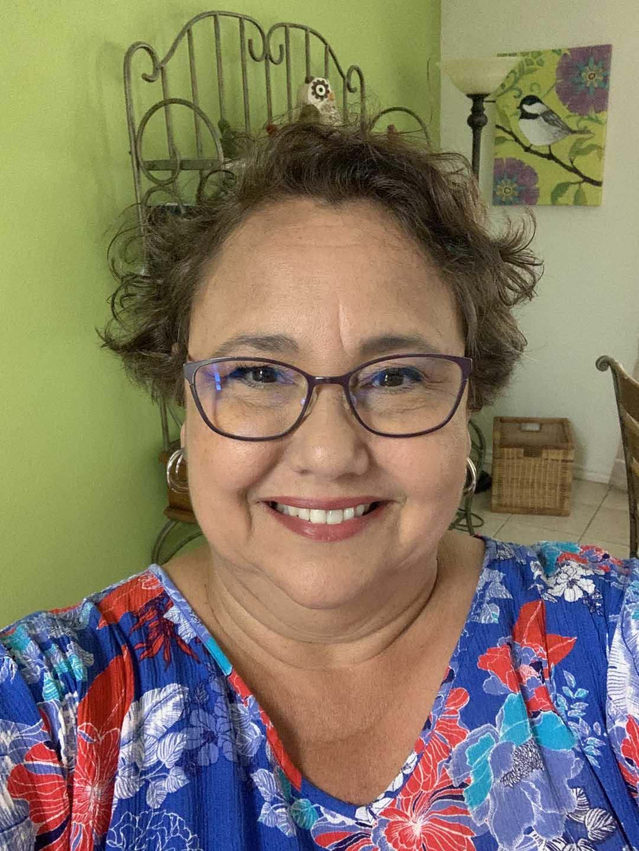 Picture of Braulia Carrillo, Programming Librarian
