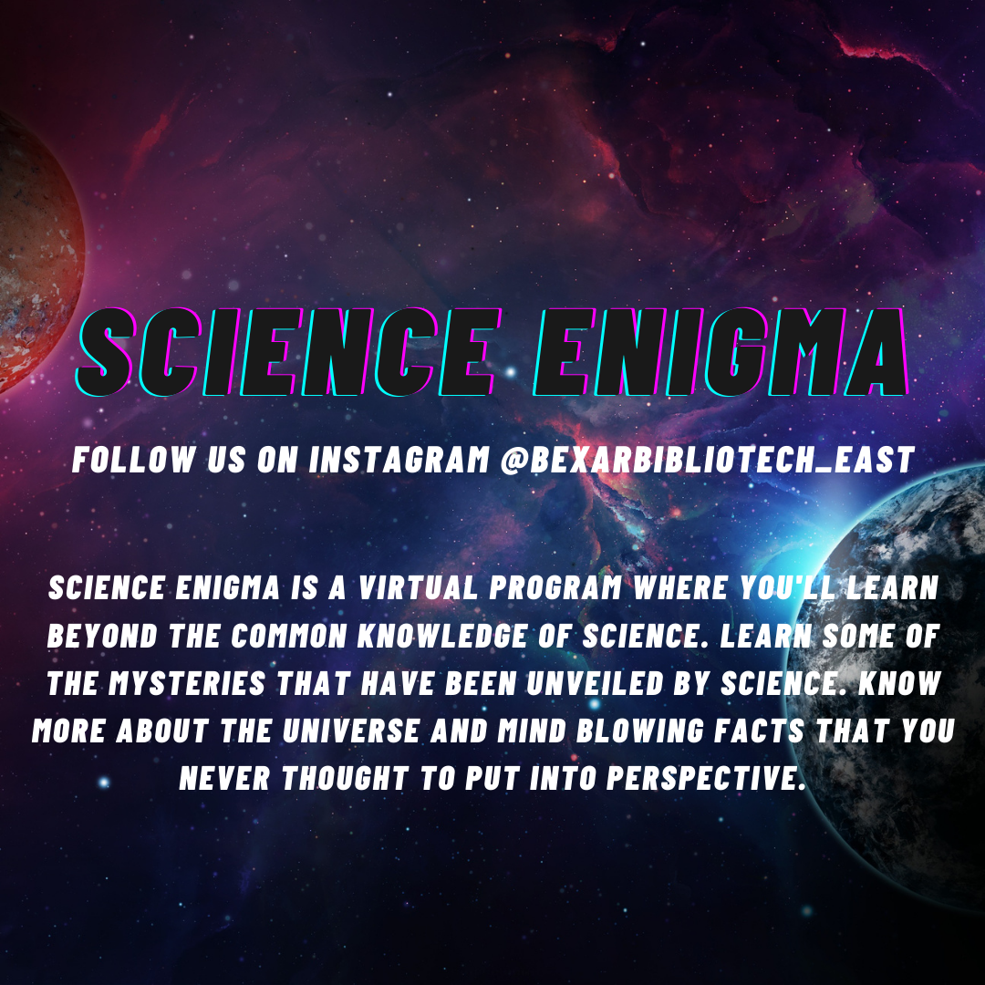 Science Enigma - East Branch