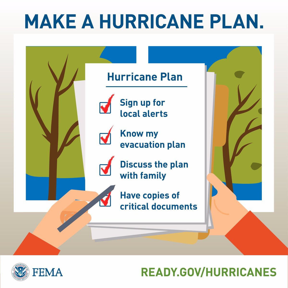 Hurricane and Flooding Preparedness: Books and Information