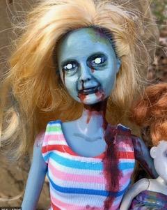 Barbie Zombie Apocalypse