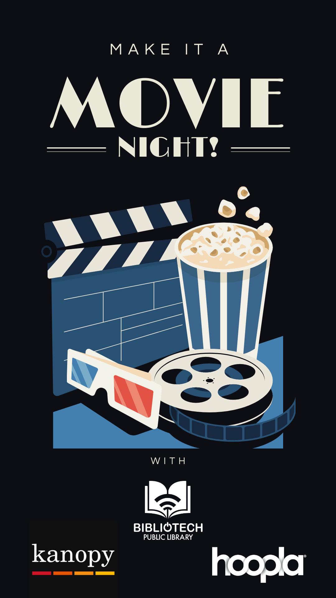 Make it a Movie Night!