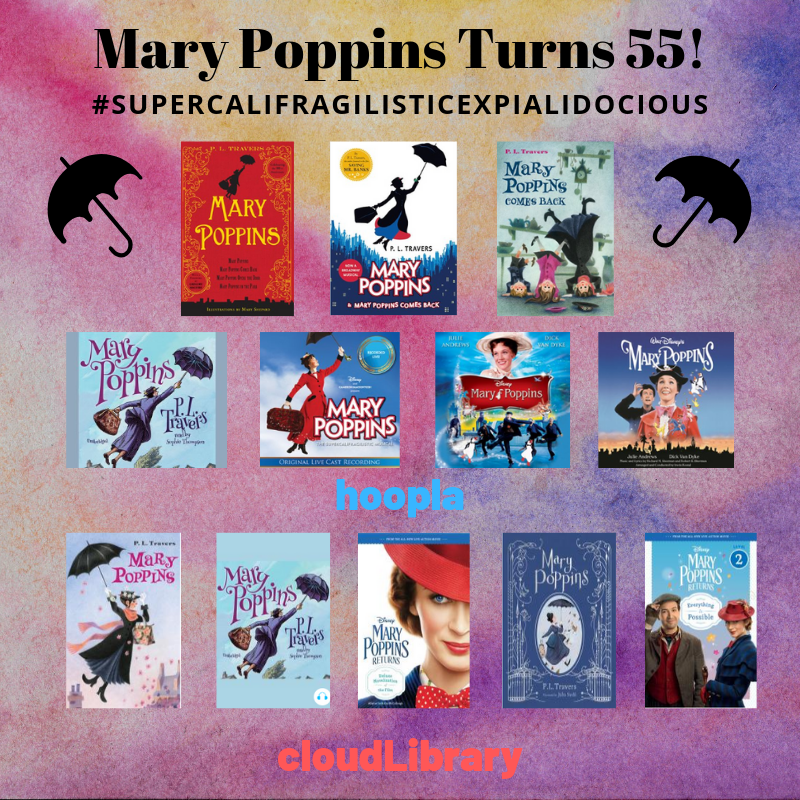 Mary Poppins Turns 55!