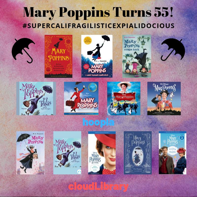 Mary Poppins Turns 55!