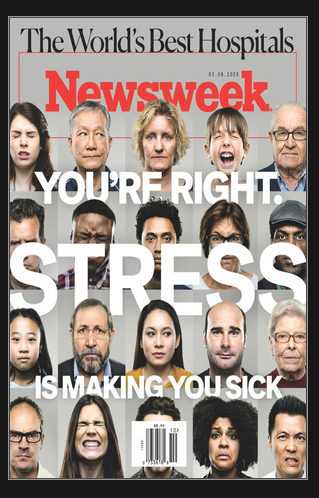 Newsweek Cover March 2020