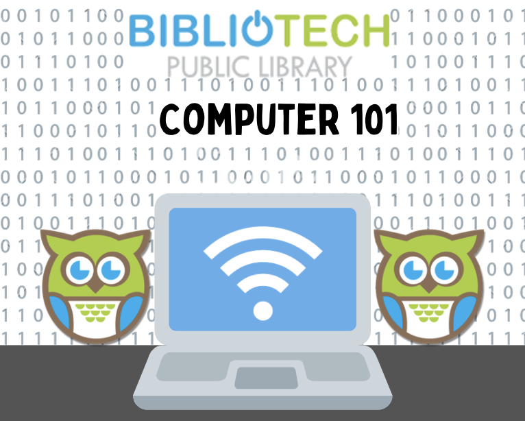 Computer 101 - East Branch