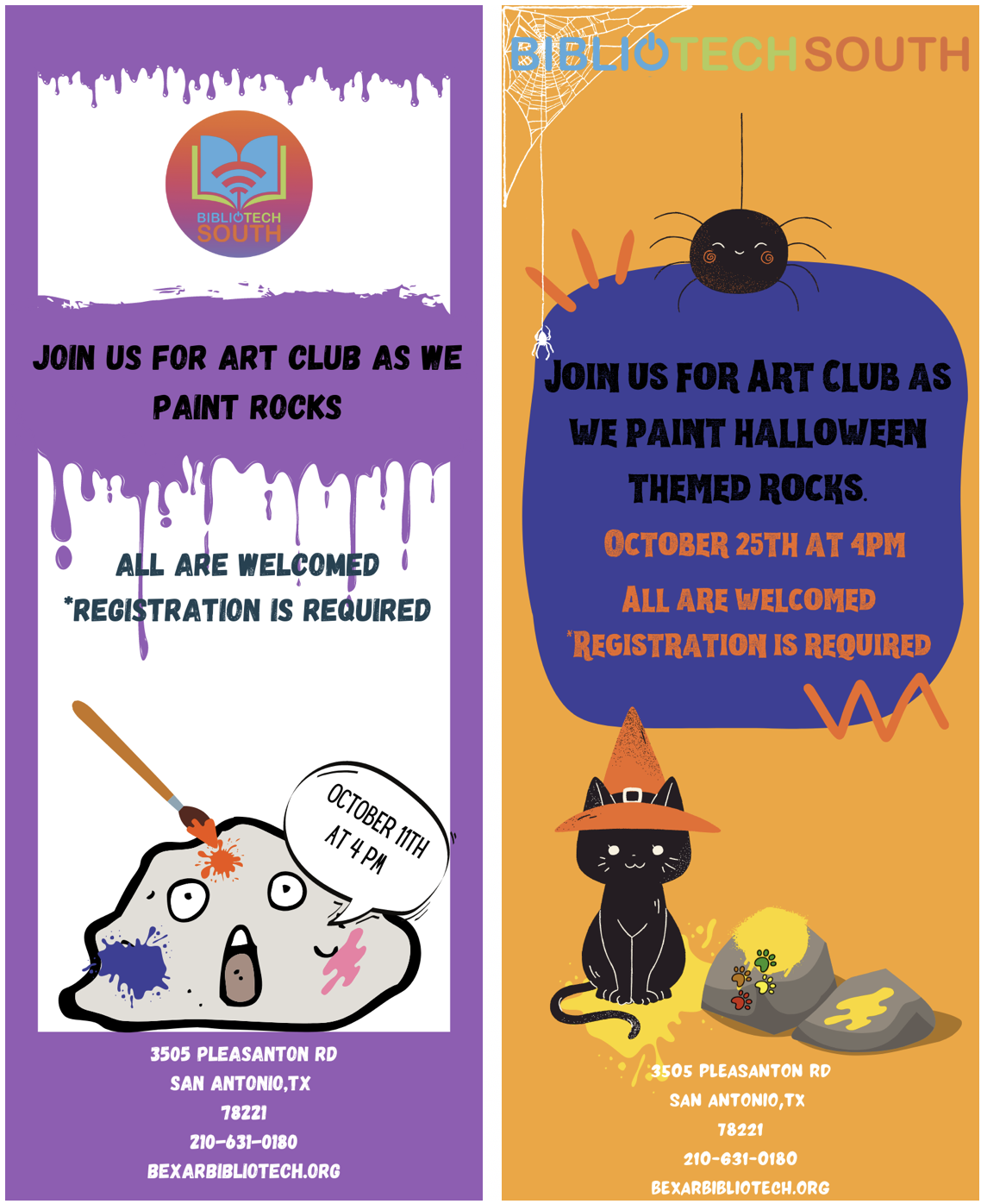Art Club - South Branch