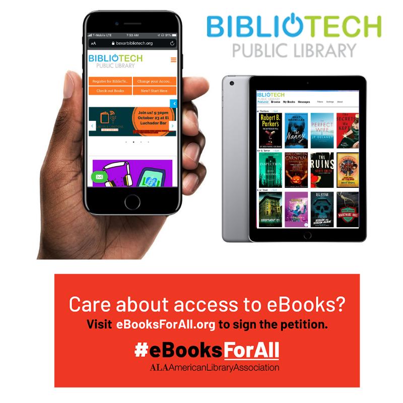 #eBooksForAll