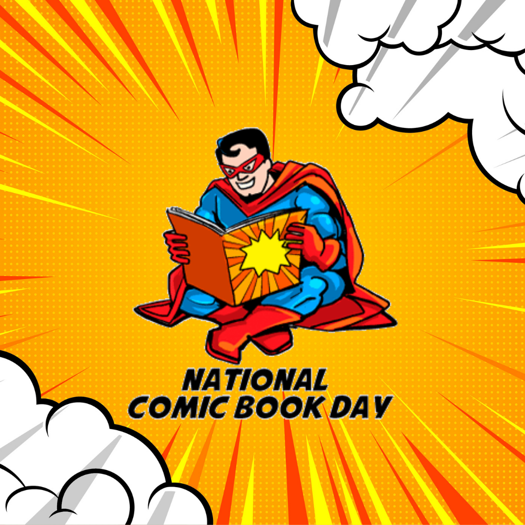 National Comic Book Day - East Branch