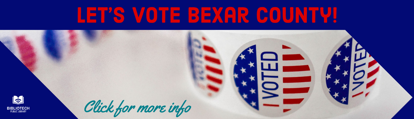 Let's Vote Bexar County