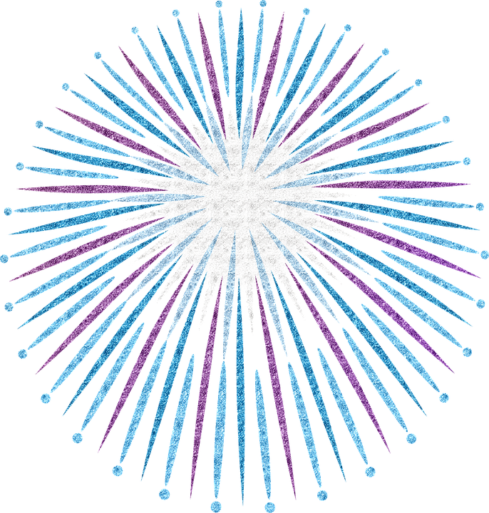 Firework Illustration