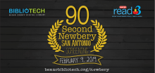 90-Second Newbery San Antonio Screening