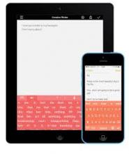 Image of the Creative Writer app
